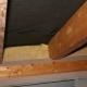 Mineralwolle zur Dachdämmung
